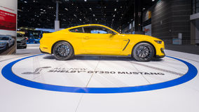 2015 μάστανγκ της Ford Shelby GT350 Στοκ Φωτογραφία