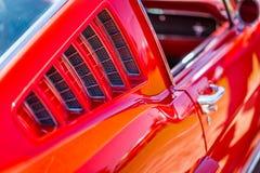 1965 μάστανγκ 2plus2 Fastback της Ford Στοκ Φωτογραφίες