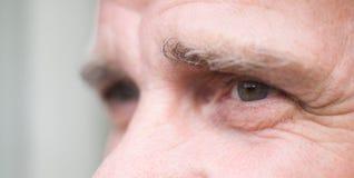 μάτια έκφρασης Στοκ εικόνες με δικαίωμα ελεύθερης χρήσης