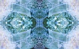 Μάτια κρυστάλλου Στοκ Φωτογραφίες