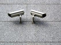 μάτια Μεγάλων Αδερφός Στοκ φωτογραφία με δικαίωμα ελεύθερης χρήσης