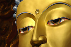 μάτια του Βούδα Στοκ φωτογραφίες με δικαίωμα ελεύθερης χρήσης