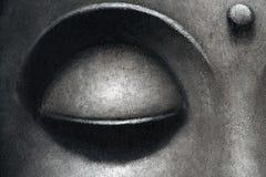 μάτι ανασκόπησης Στοκ Φωτογραφία