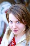 μάτι επαφών Στοκ φωτογραφίες με δικαίωμα ελεύθερης χρήσης