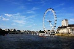 μάτι Λονδίνο στοκ φωτογραφίες