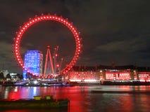 μάτι Λονδίνο Στοκ εικόνες με δικαίωμα ελεύθερης χρήσης