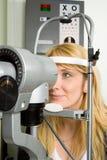 μάτι που έχει τις νεολαίε& Στοκ εικόνα με δικαίωμα ελεύθερης χρήσης