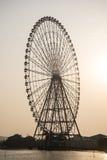 Μάτι στη ρόδα ουρανού, Wuxi Κίνα Στοκ εικόνες με δικαίωμα ελεύθερης χρήσης