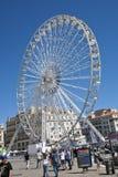 Μάτι στον ουρανό Μασσαλία στοκ φωτογραφίες με δικαίωμα ελεύθερης χρήσης