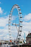 Μάτι του Λονδίνου στοκ εικόνες με δικαίωμα ελεύθερης χρήσης