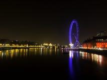 Μάτι του Λονδίνου Στοκ εικόνα με δικαίωμα ελεύθερης χρήσης
