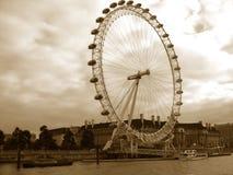 Μάτι του Λονδίνου Στοκ Εικόνα