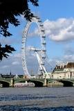 Μάτι του Λονδίνου στοκ φωτογραφία