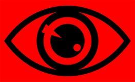 μάτι Στοκ Φωτογραφία