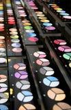 μάτι makeup Στοκ εικόνες με δικαίωμα ελεύθερης χρήσης
