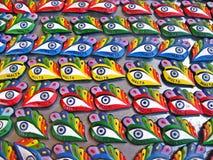 Μάτι Osiris Στοκ εικόνα με δικαίωμα ελεύθερης χρήσης