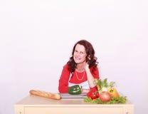 Μάχη κουζινών στοκ εικόνα με δικαίωμα ελεύθερης χρήσης