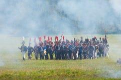 μάχη στρατιωτική στοκ εικόνες
