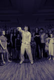 Μάχη χορού Στοκ Εικόνες