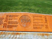 1314 μάχη Bannockburn Στοκ Εικόνες