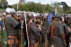 1066 μάχη Hastings Στοκ φωτογραφία με δικαίωμα ελεύθερης χρήσης