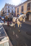 Μάλαγα ronda Ισπανία Στοκ φωτογραφίες με δικαίωμα ελεύθερης χρήσης