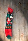 Μάλλινη κάλτσα Στοκ Φωτογραφία