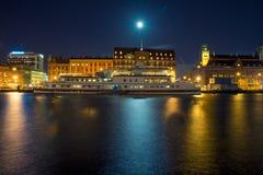 Μάλμοε Στοκ φωτογραφία με δικαίωμα ελεύθερης χρήσης