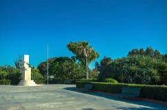 Μάλτα - απόψεις Floriana Στοκ φωτογραφία με δικαίωμα ελεύθερης χρήσης