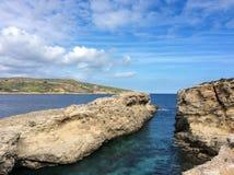 Μάλτα Gozo στοκ εικόνες