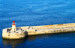 Μάλτα, valletta Λα Στοκ εικόνα με δικαίωμα ελεύθερης χρήσης