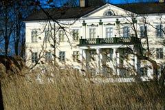 μέγαρο επαρχίας Στοκ Εικόνες