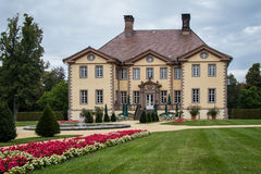 Μέγαρο στη Γερμανία Στοκ εικόνα με δικαίωμα ελεύθερης χρήσης