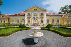 Μέγαρο Στοκ Εικόνες