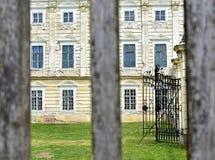 Μέγαρο Dornava στοκ εικόνα