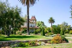 Μέγαρο Morey - Redlands, Καλιφόρνια Στοκ εικόνα με δικαίωμα ελεύθερης χρήσης