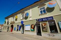 Μέγαρο Vetrinj, Maribor Στοκ εικόνα με δικαίωμα ελεύθερης χρήσης