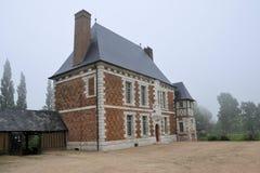 Μέγαρο Yvetot, Νορμανδία, Γαλλία νεράιδων Στοκ Φωτογραφία