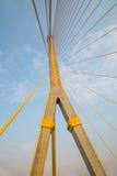 Μέγα γέφυρα στη Μπανγκόκ (Rama 8 γέφυρα) Στοκ Εικόνα