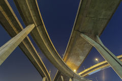 Μέγα γέφυρα Στοκ φωτογραφία με δικαίωμα ελεύθερης χρήσης