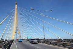 μέγα σφεντόνα rama 8 γεφυρών Στοκ φωτογραφίες με δικαίωμα ελεύθερης χρήσης