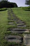 μέγιστα βήματα βράχου Στοκ εικόνες με δικαίωμα ελεύθερης χρήσης