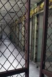 μέγιστη ασφάλεια πυλών Στοκ φωτογραφία με δικαίωμα ελεύθερης χρήσης