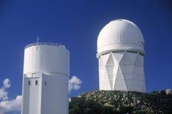 Μέγιστο εθνικό παρατηρητήριο Kitt στο Tucson, AZ Στοκ φωτογραφία με δικαίωμα ελεύθερης χρήσης