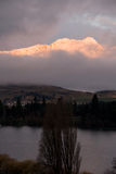 μέγιστο ηλιοβασίλεμα remarkables στοκ εικόνα με δικαίωμα ελεύθερης χρήσης