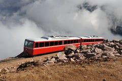 Μέγιστο τραμ λούτσων Στοκ εικόνες με δικαίωμα ελεύθερης χρήσης