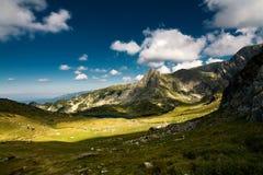 Μέγιστο Haramiata, βουνό Rila στοκ εικόνα