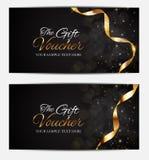 Μέλη πολυτέλειας, πρότυπο καρτών δώρων για την επιχειρησιακή διανυσματική απεικόνισή σας ελεύθερη απεικόνιση δικαιώματος