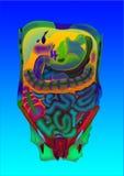 μέλη του σώματος διανυσματική απεικόνιση