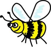 μέλισσα απασχολημένη Στοκ φωτογραφίες με δικαίωμα ελεύθερης χρήσης